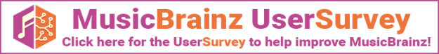 MusicBrainz User Survey