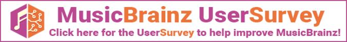 MusicBrainz User Survey